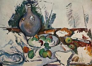 Paul Cezanne - Still Life with Water Jug