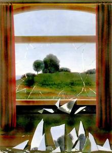 Rene Magritte - Key To The Fields