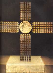 Salvador Dali - Nuclear Cross