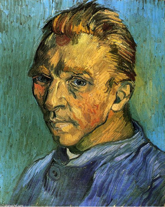 Order Reproductions | Self Portrait by Vincent Van Gogh | AllPaintingsStore.com