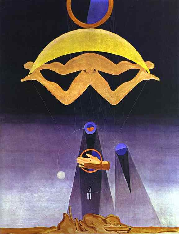 famous painting Of This Men Shall Know Nothing of Max Ernst