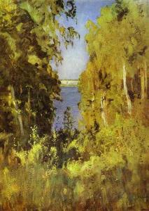 Isaak Ilyich Levitan - The Gully