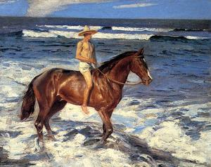 Correa Benito Rebolledo - A Ride Along The Shore