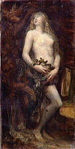 George Frederic Watts - Eve Tempted 1