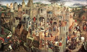 Hans Memling - Scenes from the Passion of Christ