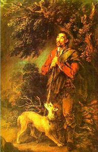 Thomas Gainsborough - The Woodsman