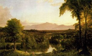 Thomas Cole - View on the Catskill - Early Autumn