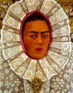Frida Kahlo - Self-Portrait 1