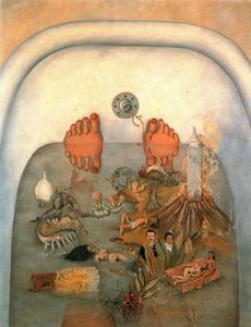 Frida Kahlo - What I Saw in the Water