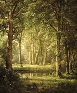 William Trost Richards - Early Summer