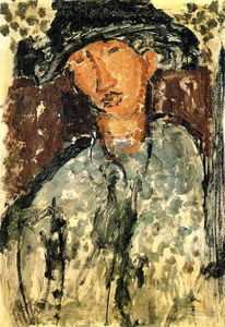 Amedeo Modigliani - Chaim Soutine 1