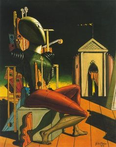 Giorgio De Chirico - The predictor