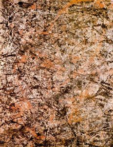 Jackson Pollock - Composition number 1