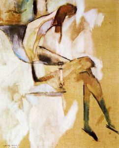 Marcel Duchamp - Speaking of a younger sister