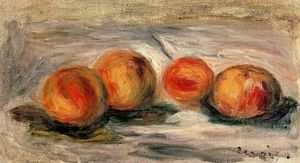 Pierre-Auguste Renoir - Peaches