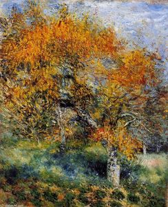 Pierre-Auguste Renoir - The Pear Tree