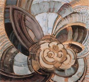 Frantisek Kupka - Around a point 1