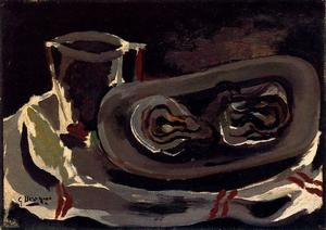Georges Braque - Oysters