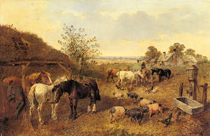 John Frederick Herring Junior - A Farmstead