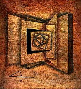 Paul Klee - Open Book