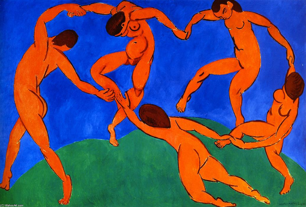 | The Dance by Henri Matisse | AllPaintingsStore.com