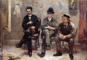 Pieter Florentius Nicolaas Jacobus Arntzenius - For The Exhibit