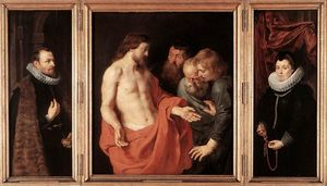 Peter Paul Rubens - The Incredulity of St. Thomas