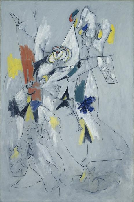 Order Art Reproductions | Waterfall by Arshile Gorky | AllPaintingsStore.com