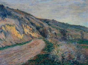 Claude Monet - The Road to Giverny 2