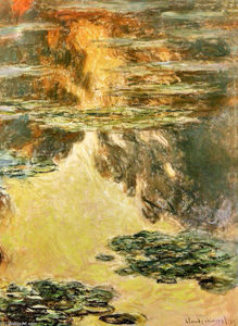 Claude Monet - Water Lilies (25)