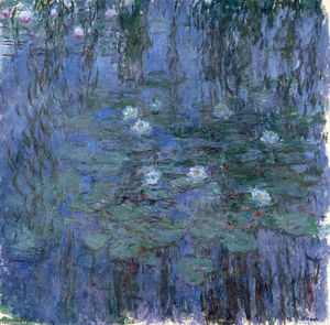 Claude Monet - Water Lilies (65)