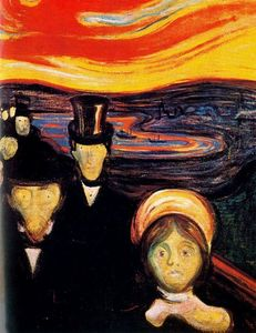 Edvard Munch - Anxiety