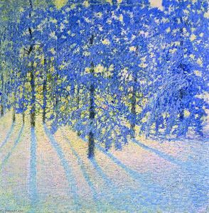 Igor Emmanuilovich Grabar - Winter Morning