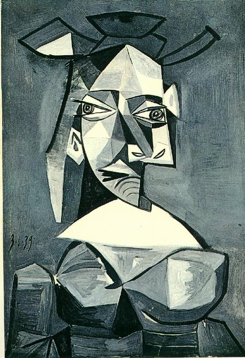 famous painting Untitled of Pablo Picasso