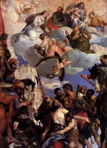 Paolo Veronese - Martyrdom of Saint George