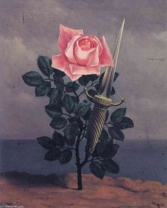 Rene Magritte - The blow to the heart