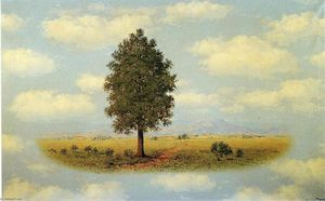 Rene Magritte - Territory