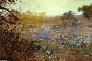 Robert Julian Onderdonk - Spring Morning