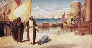 Vasily Dmitrievich Polenov - The limits of Tyre