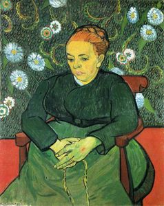 Vincent Van Gogh - Madame Roulin Rocking the Cradle (A lullaby)
