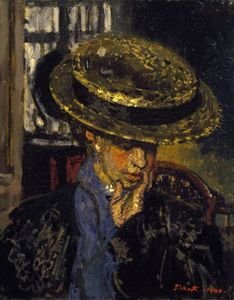 Walter Richard Sickert - The American