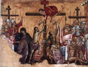 Guido Da Siena - Christ Crucified