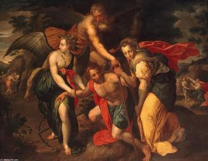 Jacob Adriaensz Backer - Allegory of the Three Ages of Man