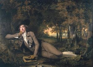 Joseph Wright Of Derby - Sir Brooke Boothby