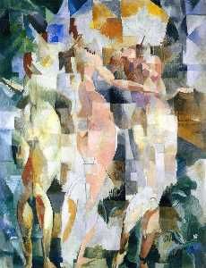 Robert Delaunay - The Three Graces
