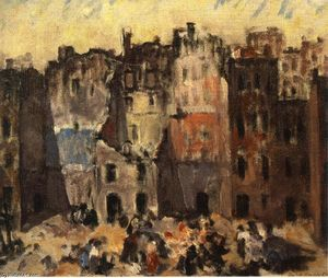 Robert Spencer - Torn Out Buildings