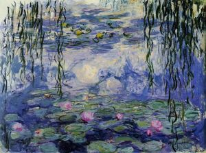 Claude Monet - Water-Lilies (29)