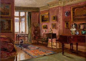 Walter Gay - The Front Parlor