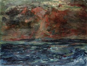 William Mctaggart - Storm Cloud