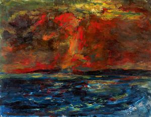 William Mactaggart - Storm Cloud